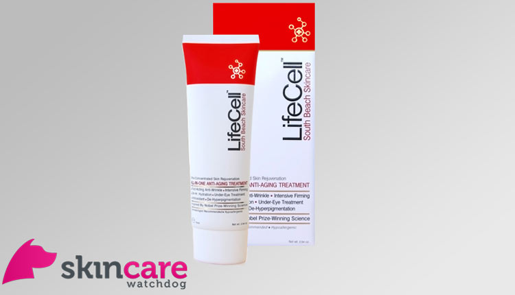 Review Lifecell Skin Care Watchdog