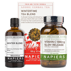 napiers winter support package